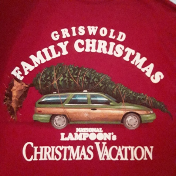 Griswold Family Christmas.National Lampoon Griswold Family Christmas